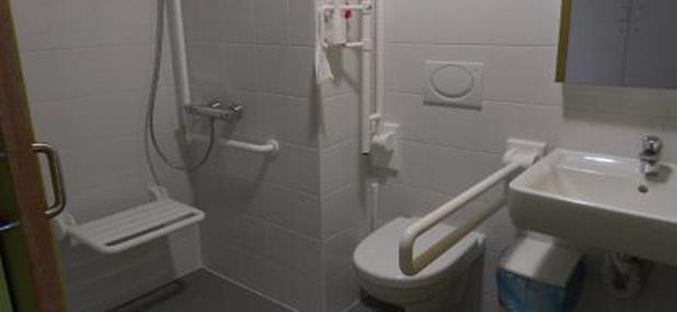 Wzc yserheem inrichting kamer stad diksmuide - Kamer van rustieke chic badkamer ...